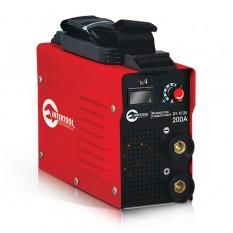 Сварочный инвертор мини 7.1кВт, 30-200А., электрод 1.6-4.0мм., IGBT, кейс