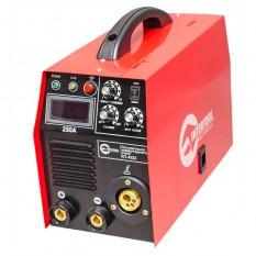 Сварочный полуавтомат инверторного типа комбинированный 7,1кВт., 30-250А., проволока 0.6-1.2мм., эле