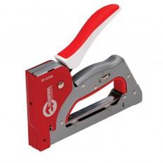 Степлер строительный 3 в 1, под скобу 11.3*0.7*6-14 мм, гвоздь 14мм, шпилька 14мм