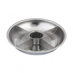 Тарелка магнитная 4 секции, 148?25 мм