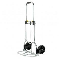 Тележка ручная складная до 100 кг, 420*480*980, колеса 170 мм, (алюминиевая)