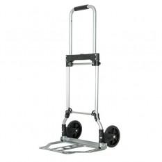 Тележка ручная складная до 60 кг, 450*420*960, колеса 150 мм, (алюминиевая)