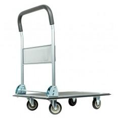 Тележка ручная четырехколесная до 150 кг, 740*480*830, колеса 100 мм