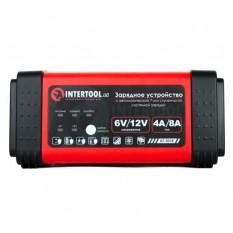 Устройство зарядное 6/12В, 4/8A, 230В, LED-индикация