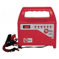 Устройство зарядное для аккумуляторов 6/12 В, до 6 А, 10-60 Ач, светодиодная индикация, с трансформа