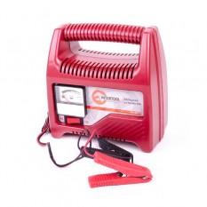 Устройство зарядное для аккумуляторов 6/12 В, до 6 А, 10-60 Ач, стрелочный индикатор, с трансформато