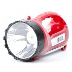 Фонарь аккумуляторный 1 LED 5W+15 SMD