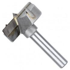 Фреза Форстнера D-35 мм, d-8 мм для дверных петель