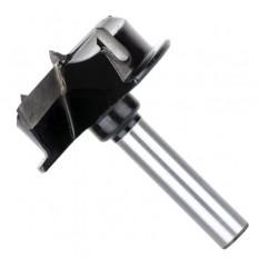 Фреза Форстнера D-35 мм, d-8 мм для дверных петель с ограничителем