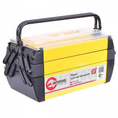 Ящик для инструментов 20, 5 секций, 515*210*230 мм