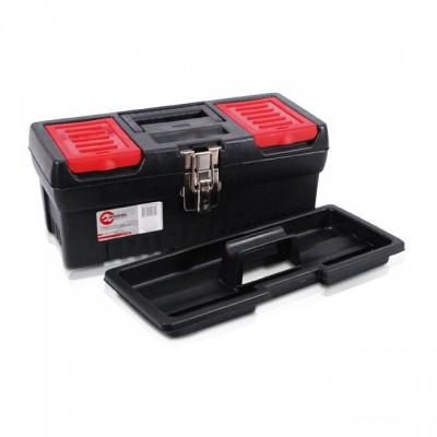 Ящик для инструментов с металлическими замками 13 330*177*135мм