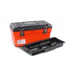 Ящик для инструментов с металлическими замками 16 396*216*164мм