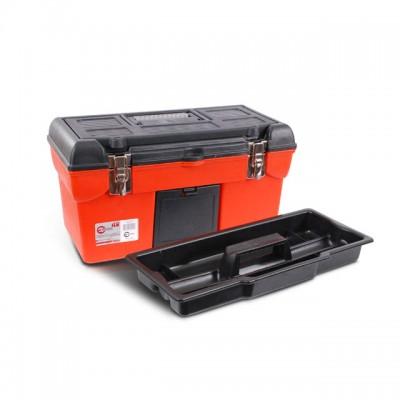 Ящик для инструментов с металлическими замками 19 483*242*240мм