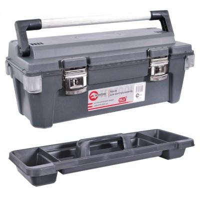 Ящик для инструментов с металлическими замками 25.5 650*275*265мм