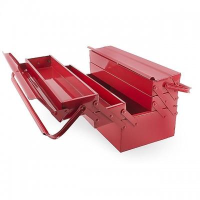 Ящик инструментальный 450мм, 5 секций