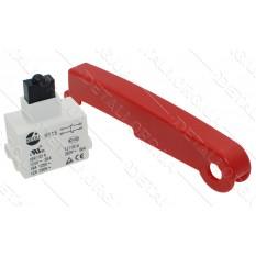 Кнопка + клавиша дисковой пилы Metabo KGS 254 M оригинал 316092430