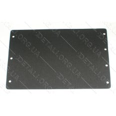 Пластина пробковая шлифмашины MAKTEC MT940 / 941 (Makita) оригинал 424058-9 111*171 мм