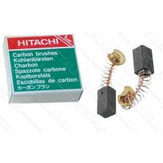 Щетки Hitachi 6,5х7,5х12 пружина аналог 999-021 (отстрел)