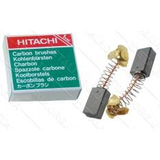 Щетки Hitachi 7х11х18 пружина аналог 999-043 (отстрел)