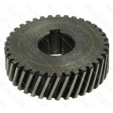 Шестерня шлифмашины по бетону Титан ПШБ-15-140 (37 зубов вправо d 14*40 h12)