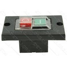 Кнопка бетономешалки 4 контакта пластина 56*88 мм CK-1
