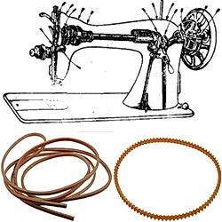 Приводные ремни для швейных машин